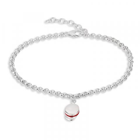 fint armband i silver